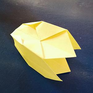 Geri dönen kağıttan bumerang nasıl yapılır. Kendi elinizle ... | 300x300